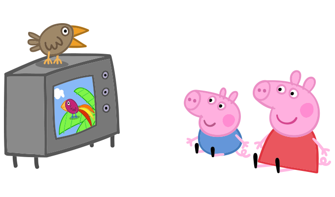 World Of Peppa Pig Peppa Pig